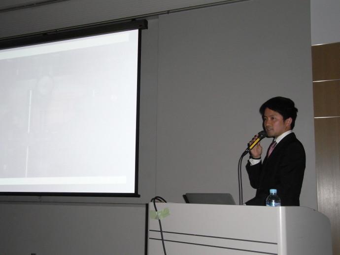 米国補綴専門医 木戸淳太先生の講演 来年に帰国予定